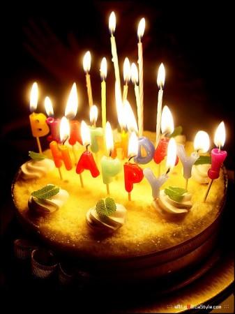 Joyeux  anniversaire liliris: Anniversaire